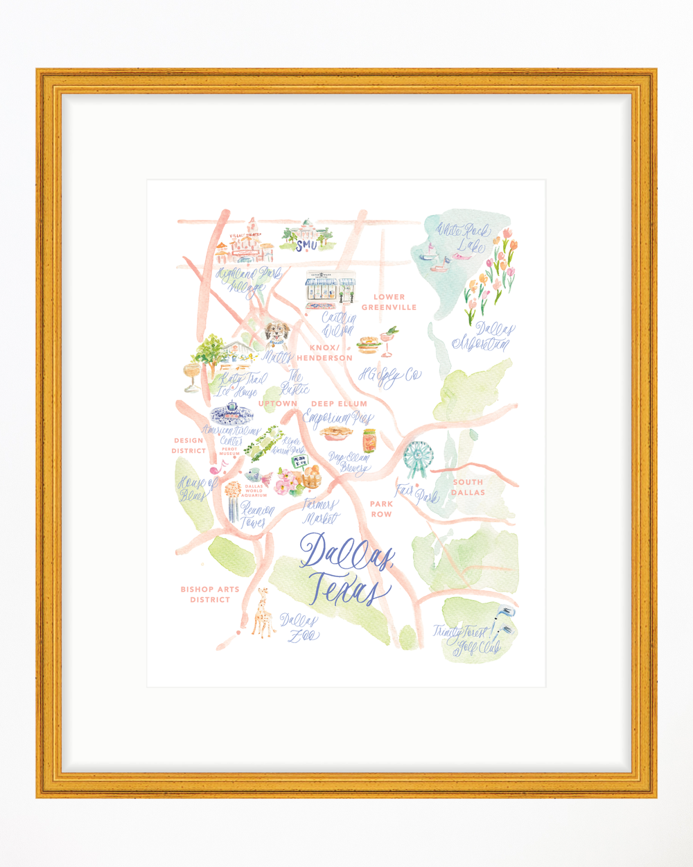 Dallas-Watercolor-Map-Art-Print-by-Simply-Jessica-Marie-_-SC-Stockshop-Photo-_-11x14-_-Close-Up.png