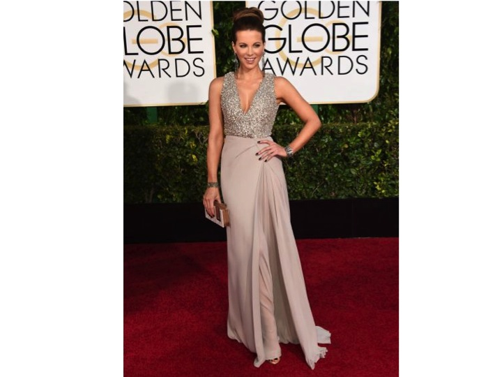 Kate Beckinsale vestida por Elie Saab Couture  Kate Beckinsale wearing Elie Saab Couture