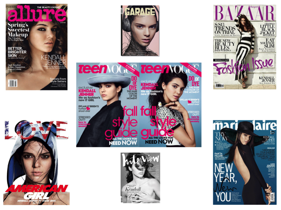 More prove? Here are some of the covers she has accomplish… so far.