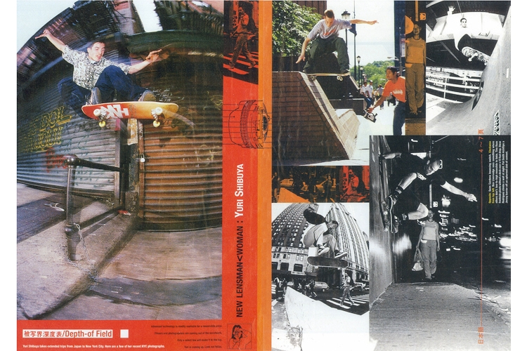 Transworld Skateboarding