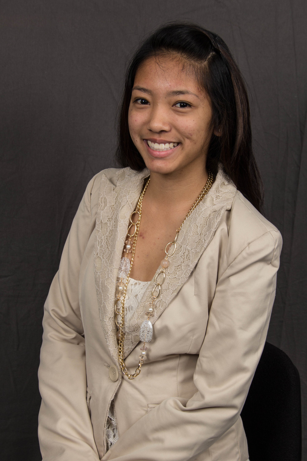 """Prior to joining this program, I didn't step up in being a leader. CTL helped me to become a better leader because now I'm confident in making a decision, and I'm not afraid. I envision myself in the future as someone who people can look up to. My vision for myself as a leader in Hawaii is to one day own a business. In five years, I would like to see CTL as a program in more schools because this program helped me become a better leader."""" Macie Remular   CTL Class of 2013   Pearl City High School"""