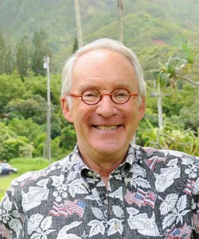 Mitch D'Olier Chairman, Harold K.L. Castle Foundation