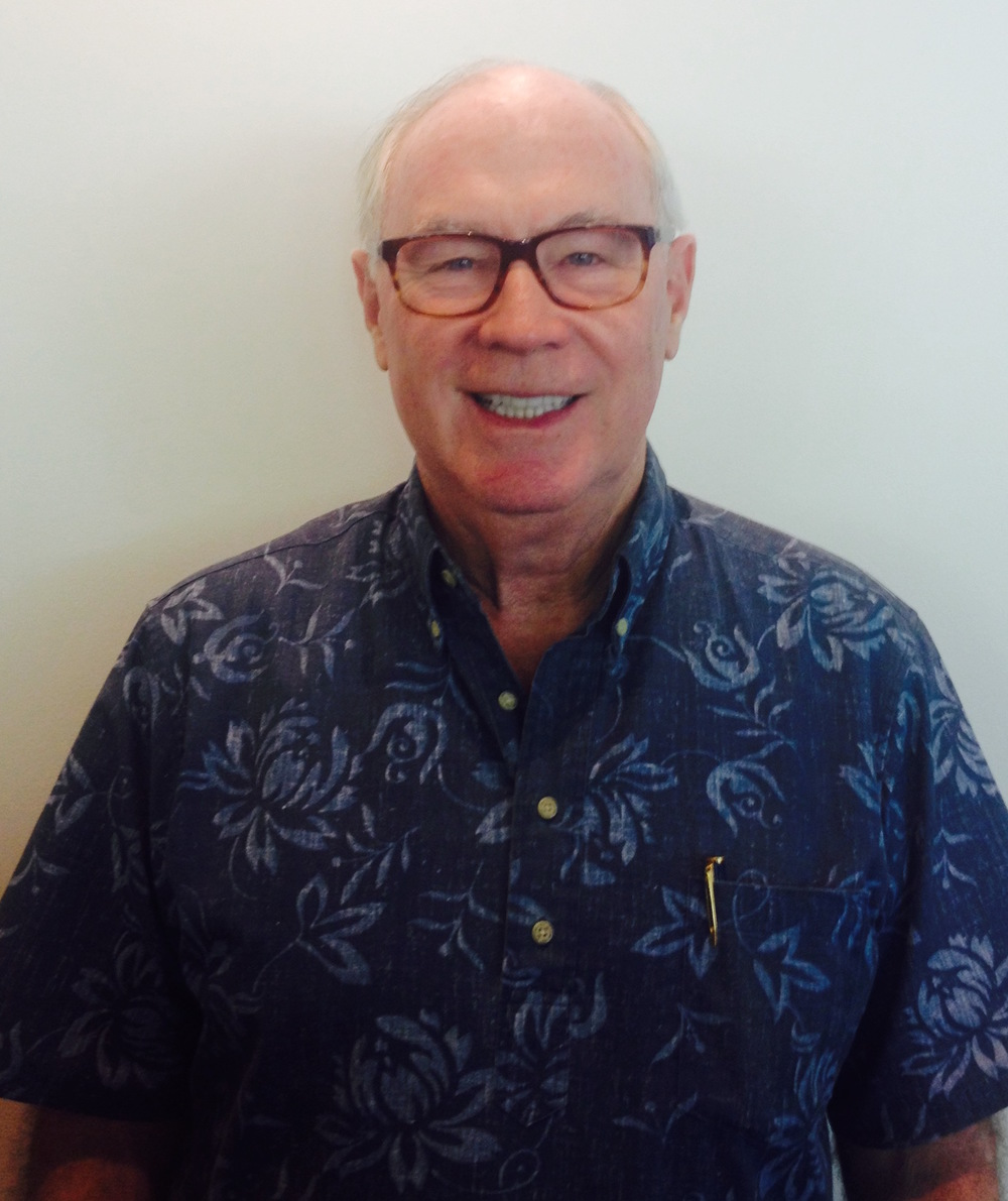 Gill Berger Chairman, Pacific Rim Bank