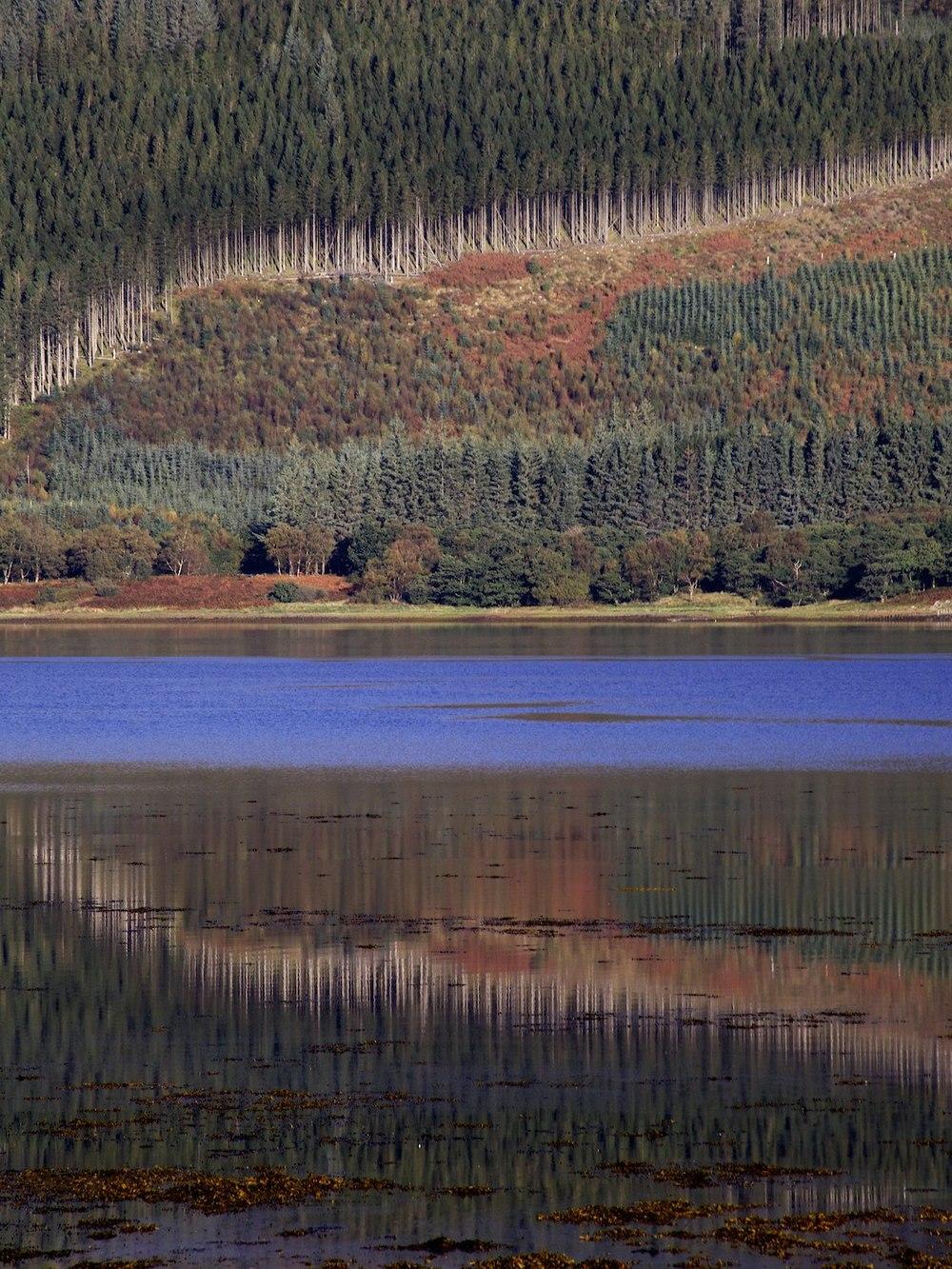 Loch Leven reflections