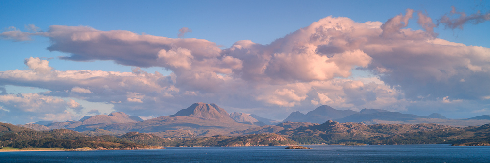 The Torridon Mountains