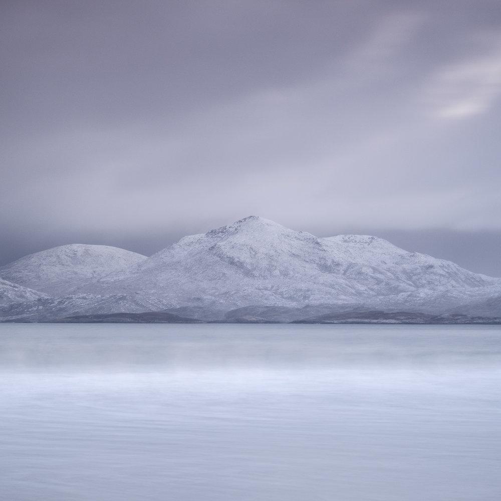 Harris in the Winter