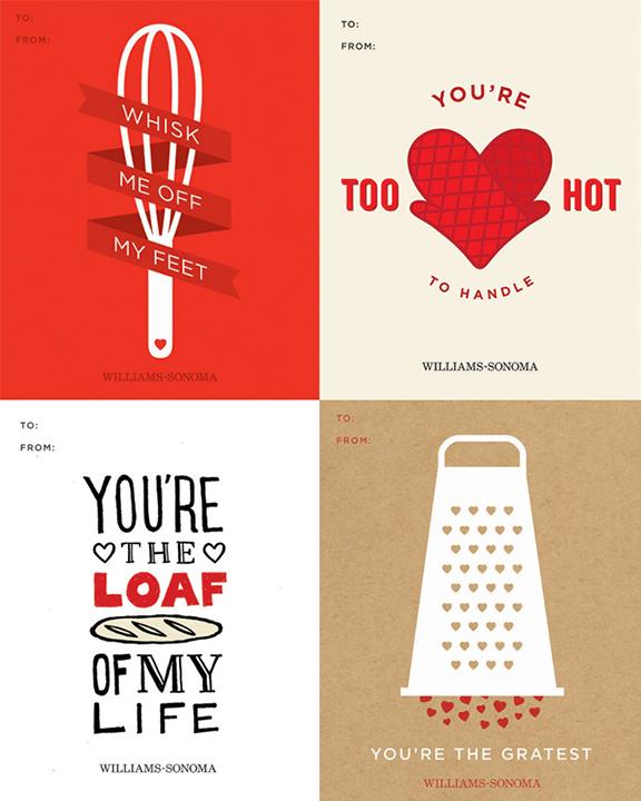 WS Valentine's Cards