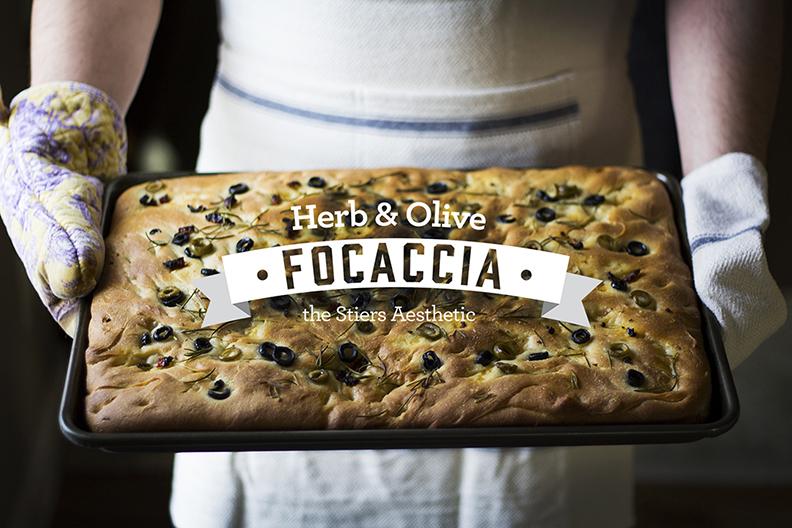Focaccia Bread Recipe
