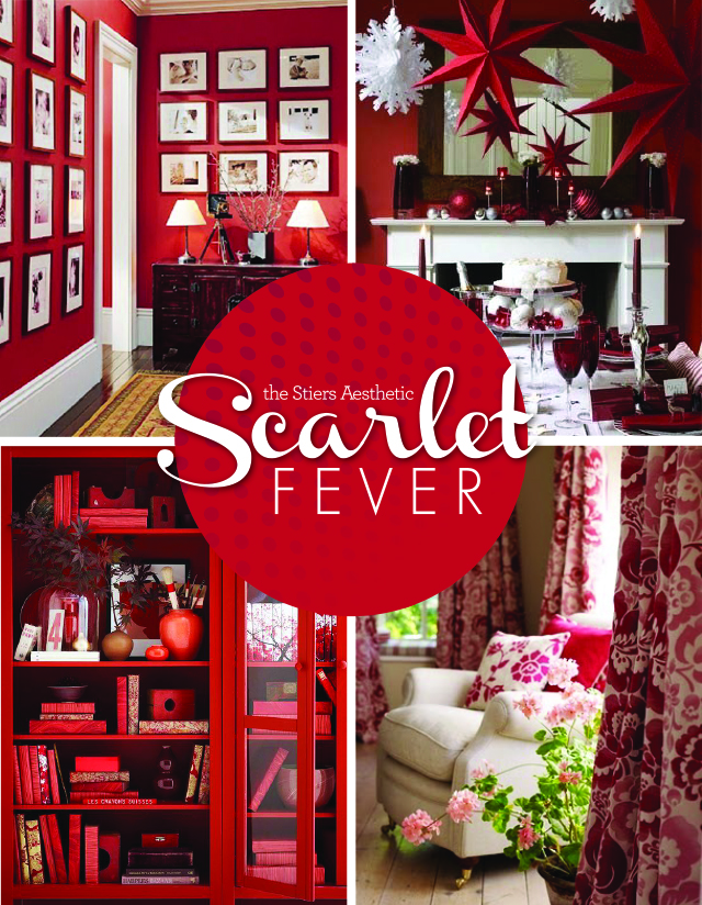 Scarlet Fever | A Color Story