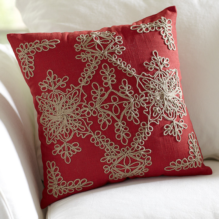 Mia Pillow Cover - Birch Lane