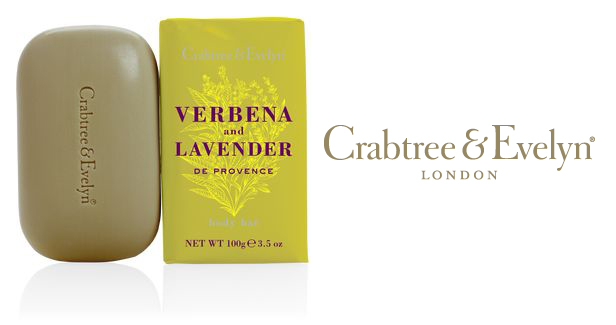 Verbena & Lavender Bar Soap - Crabtree & Evelyn