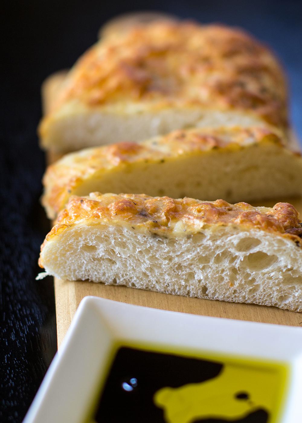 Click here for  The perfect focaccia