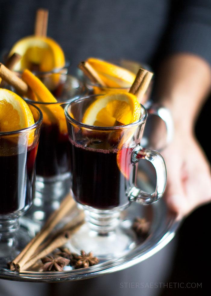 Mulled Wine & Citrus