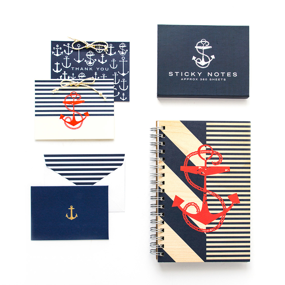 Nautical Stationary