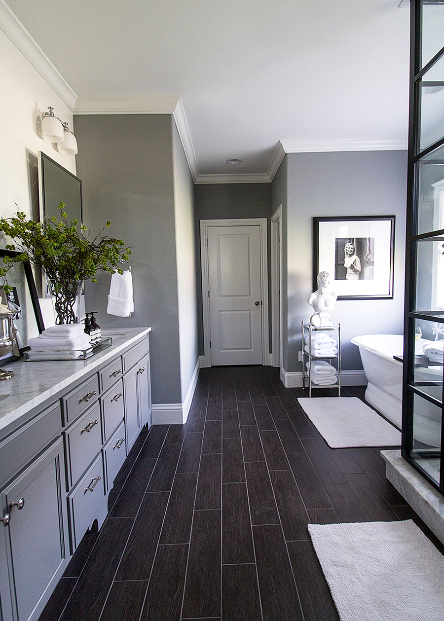 master bathroom the stiers aesthetic - Master Bathroom