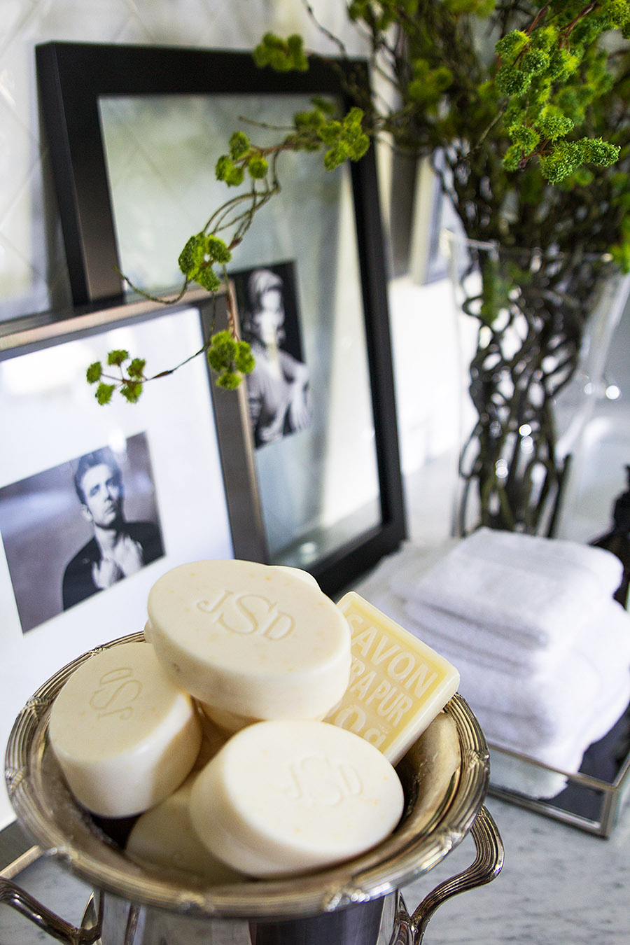 Monogrammed Soaps - The Stiers Aesthetic