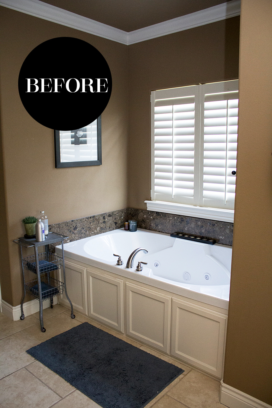 Master Bathroom Hollywood Makeover Jonathan Stiers