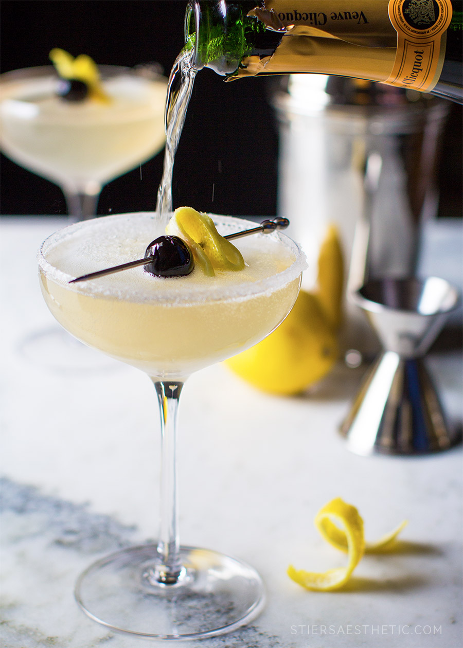 The French 75 Cocktail