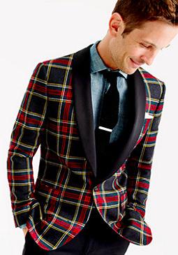 Tuxedo Jacket by JCrew