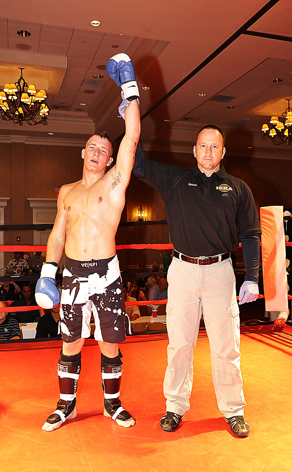 Winner a  kickboxing  fight .JPG