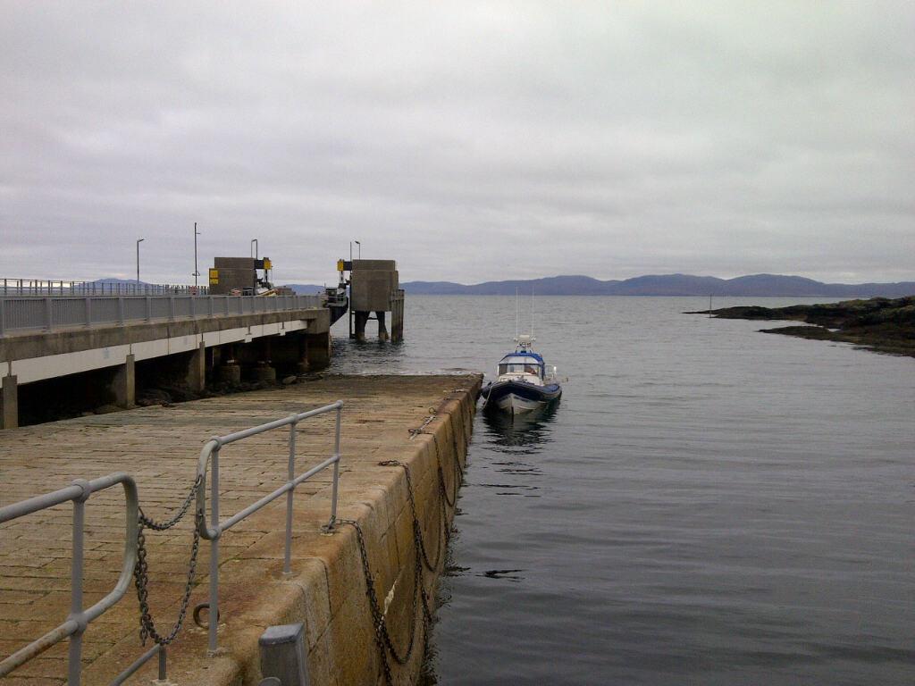 Colonsay Pier