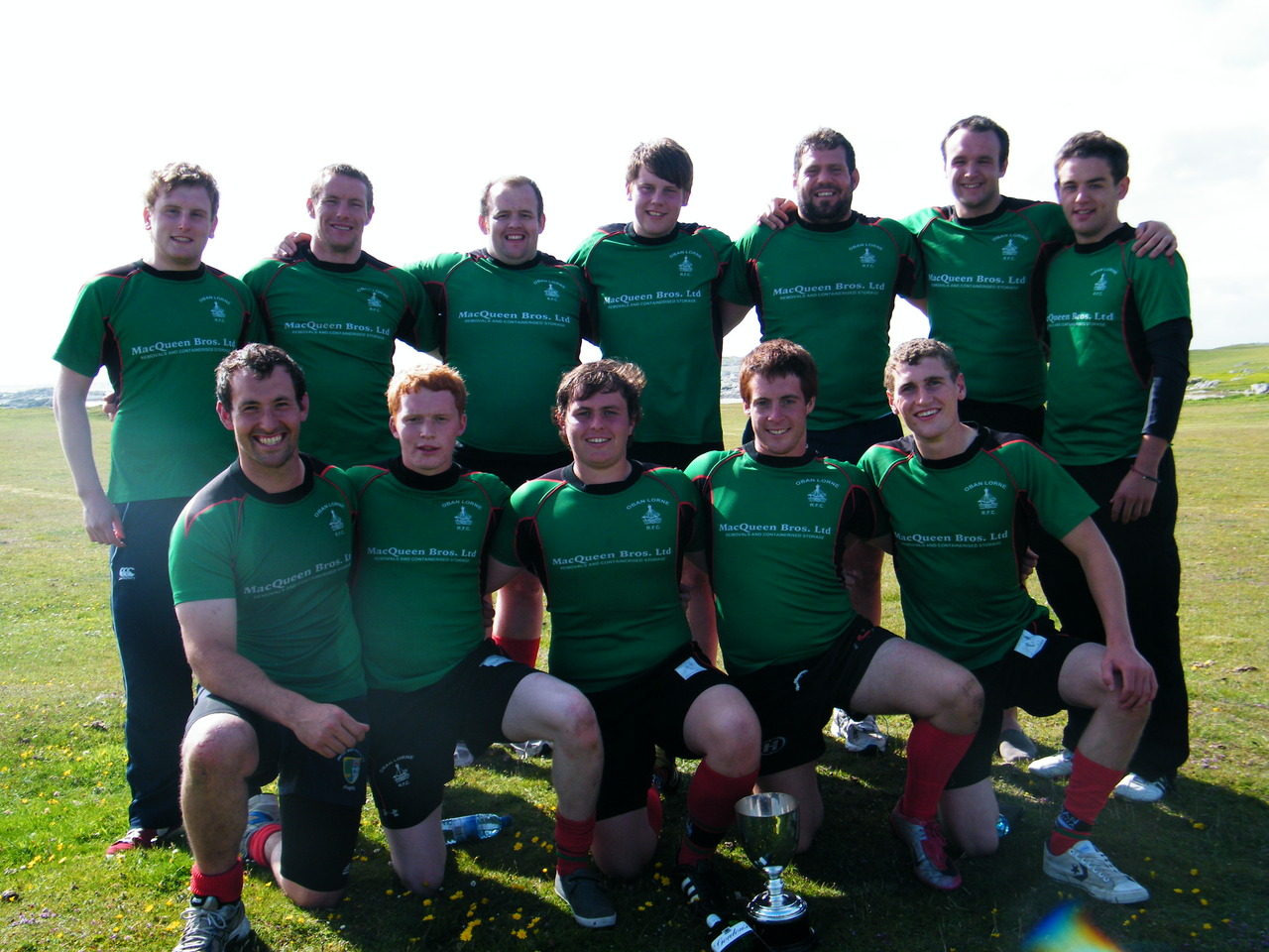 Oban Lorne, Winners of the Colonsay 10's