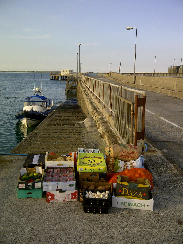 Fruit & Veg delivered to Tiree