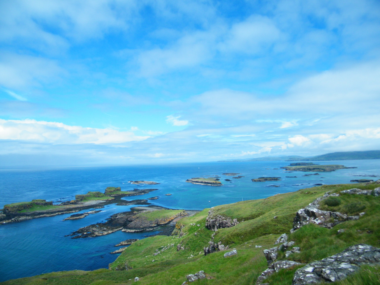 Treshnish Islands