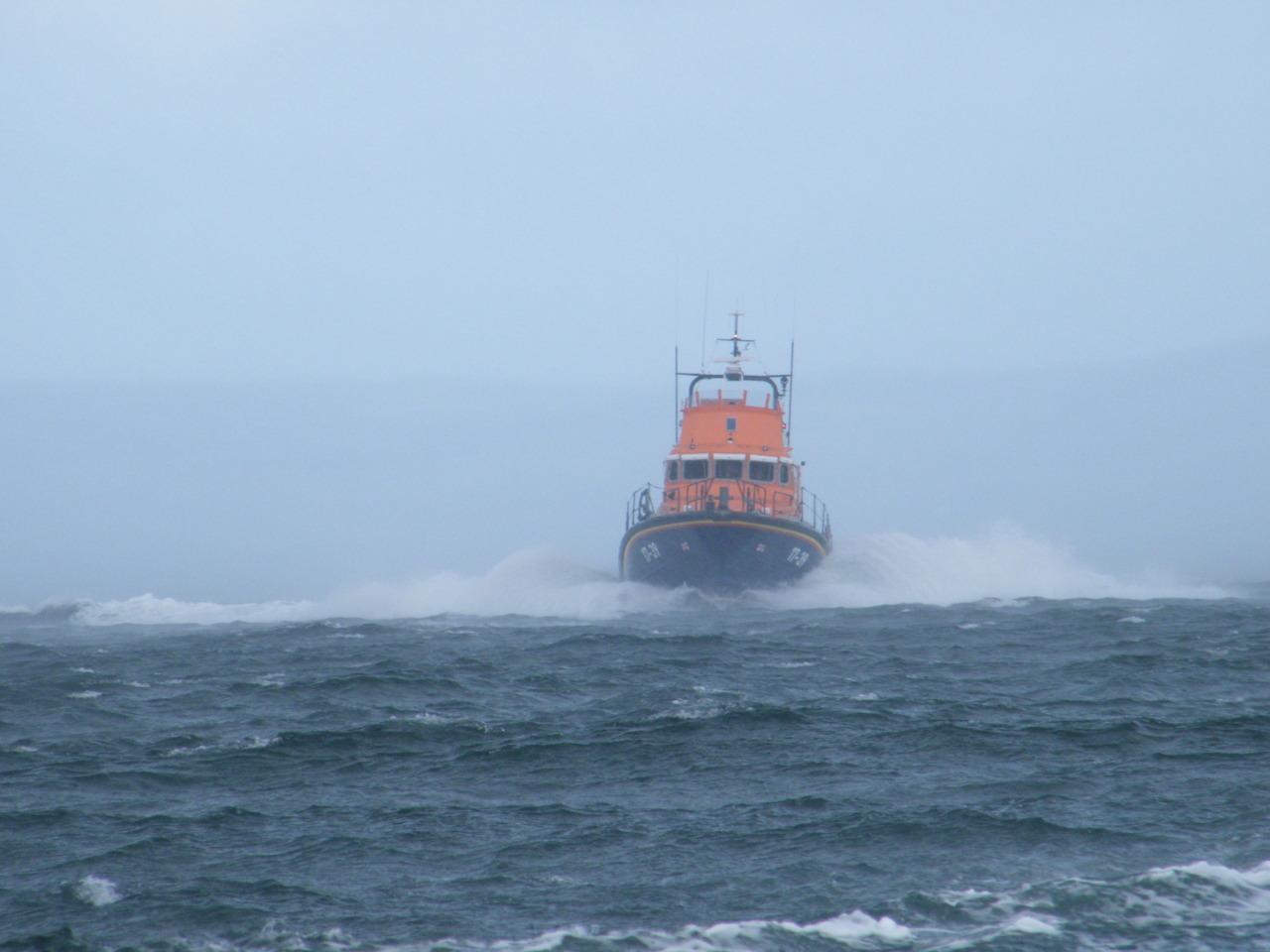 Tobermory Lifeboat, Elizabeth Fairlie Ramsey 17-39