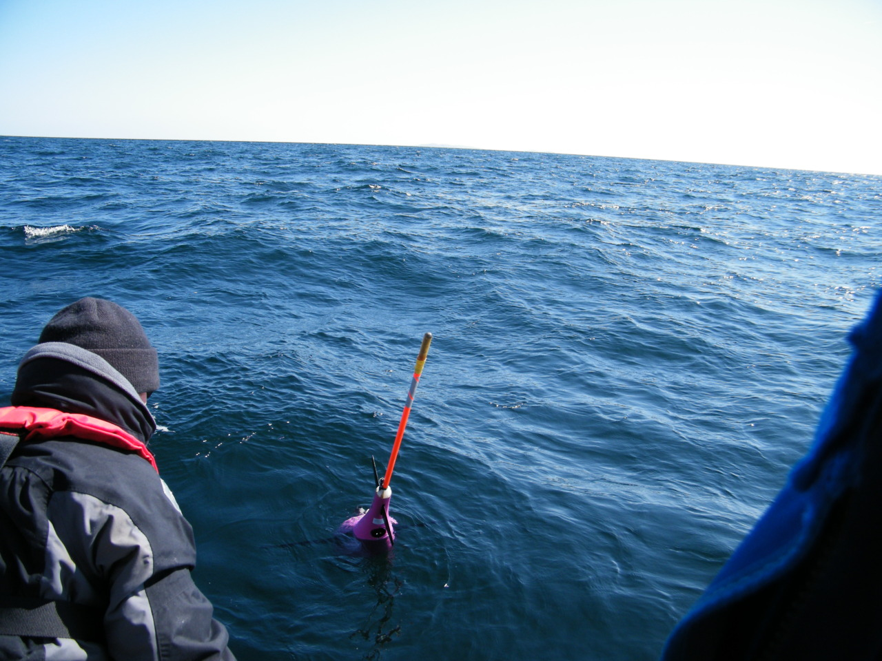 Sea Glider Launched