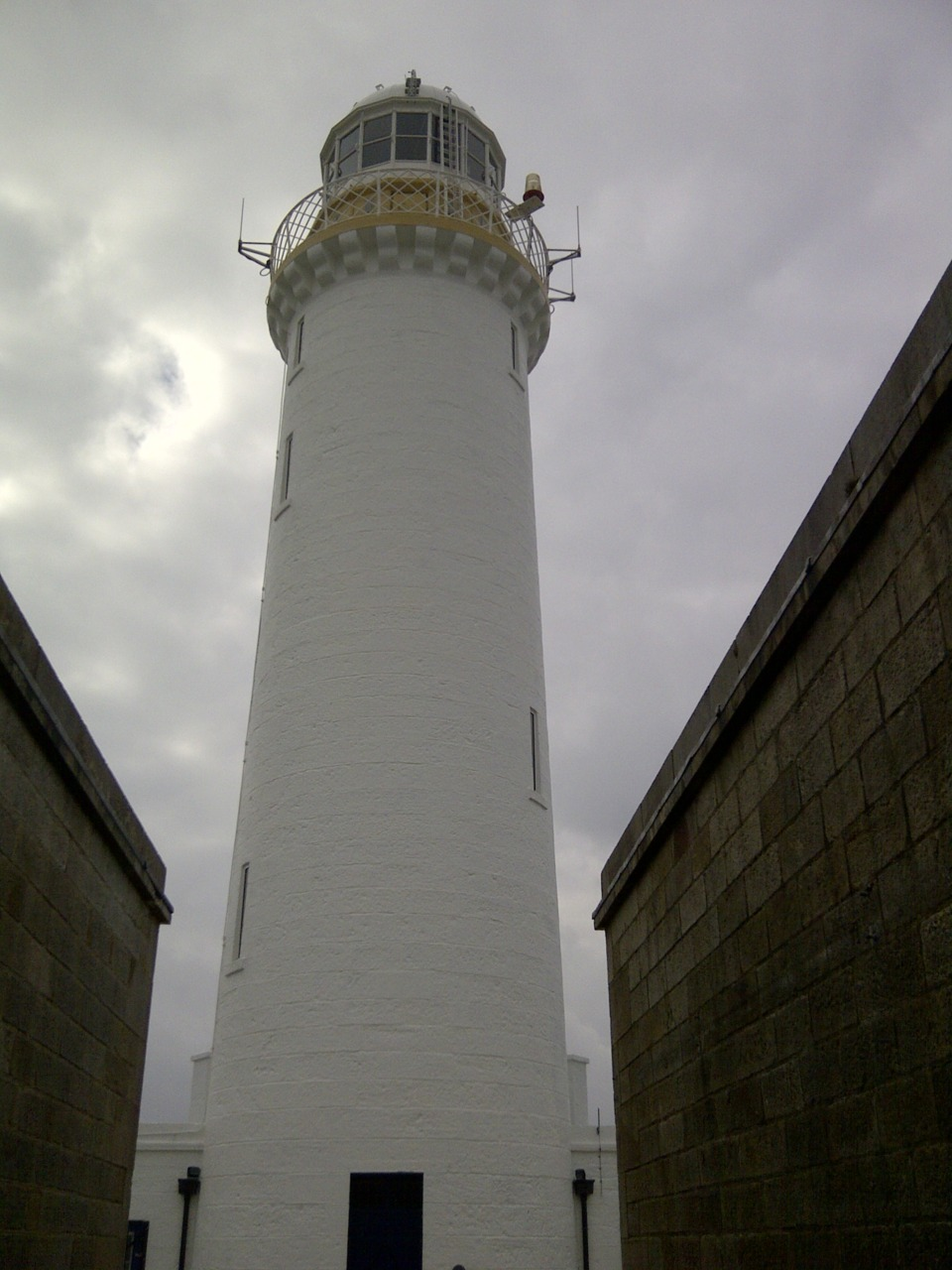 Lismore Lighthouse up close