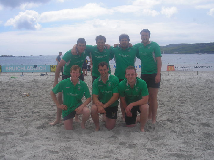 Islay Beach Rugby