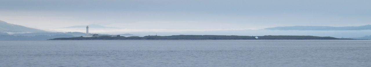 Lismore Lighthouse from Oban