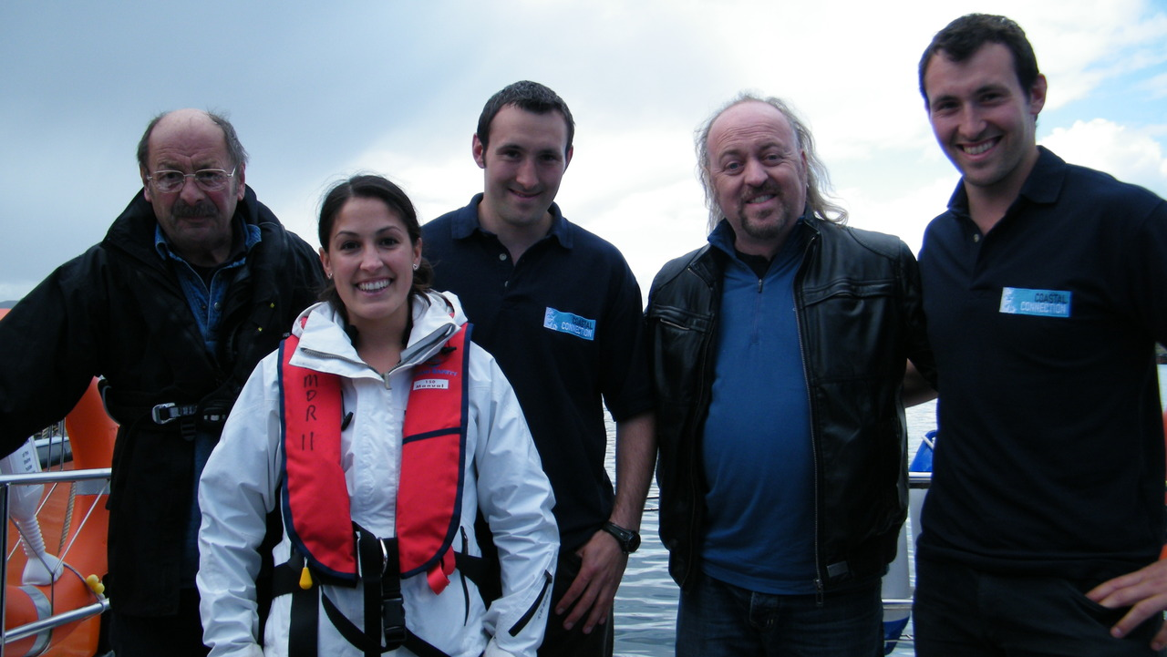 Bill Bailey and the Team