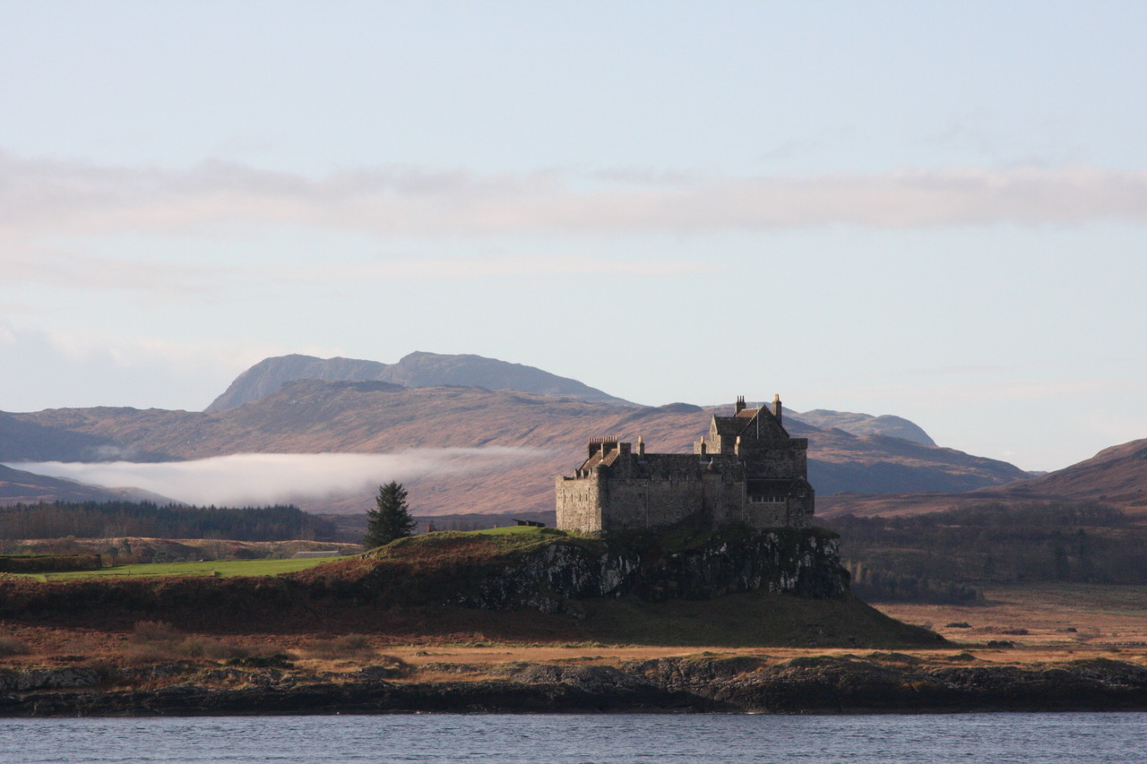 Duart Castle taken by Heather Blockey