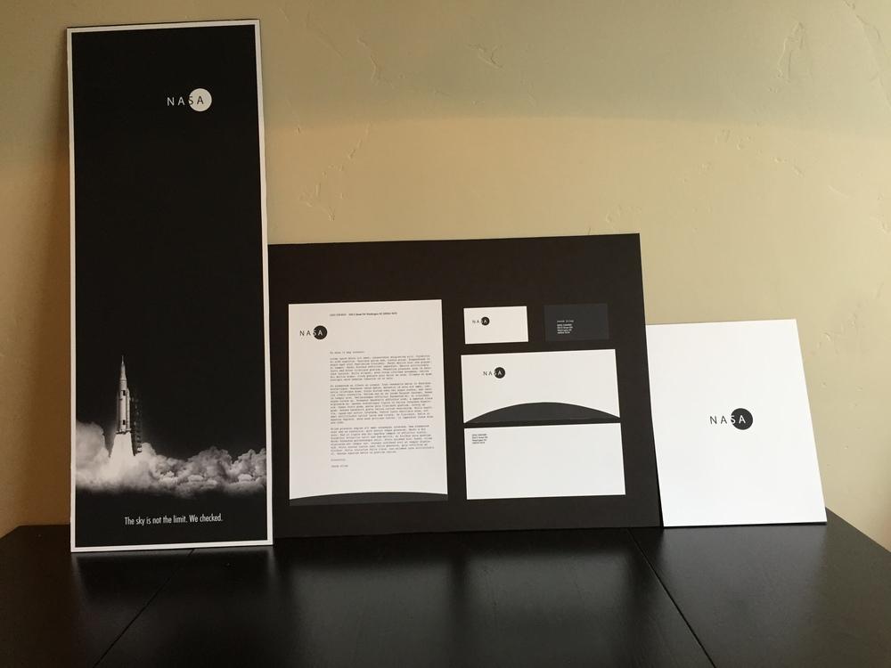 NASA: A Space Organization Designed by a Graphic Design major