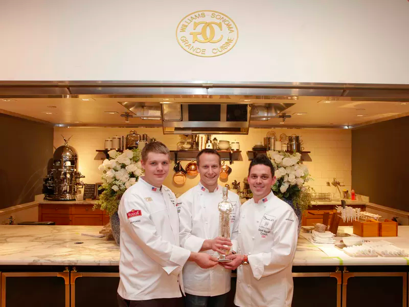 2015 Bocuse D'Or Celebration at Williams-Sonoma
