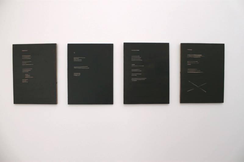Installation view, Emma Quaytman