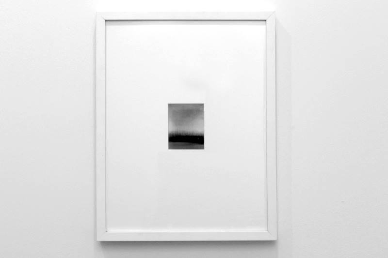 Max Basch,  8 Times  , 2011; Digital Inkjet Print; Framed: 19 x 15 inches