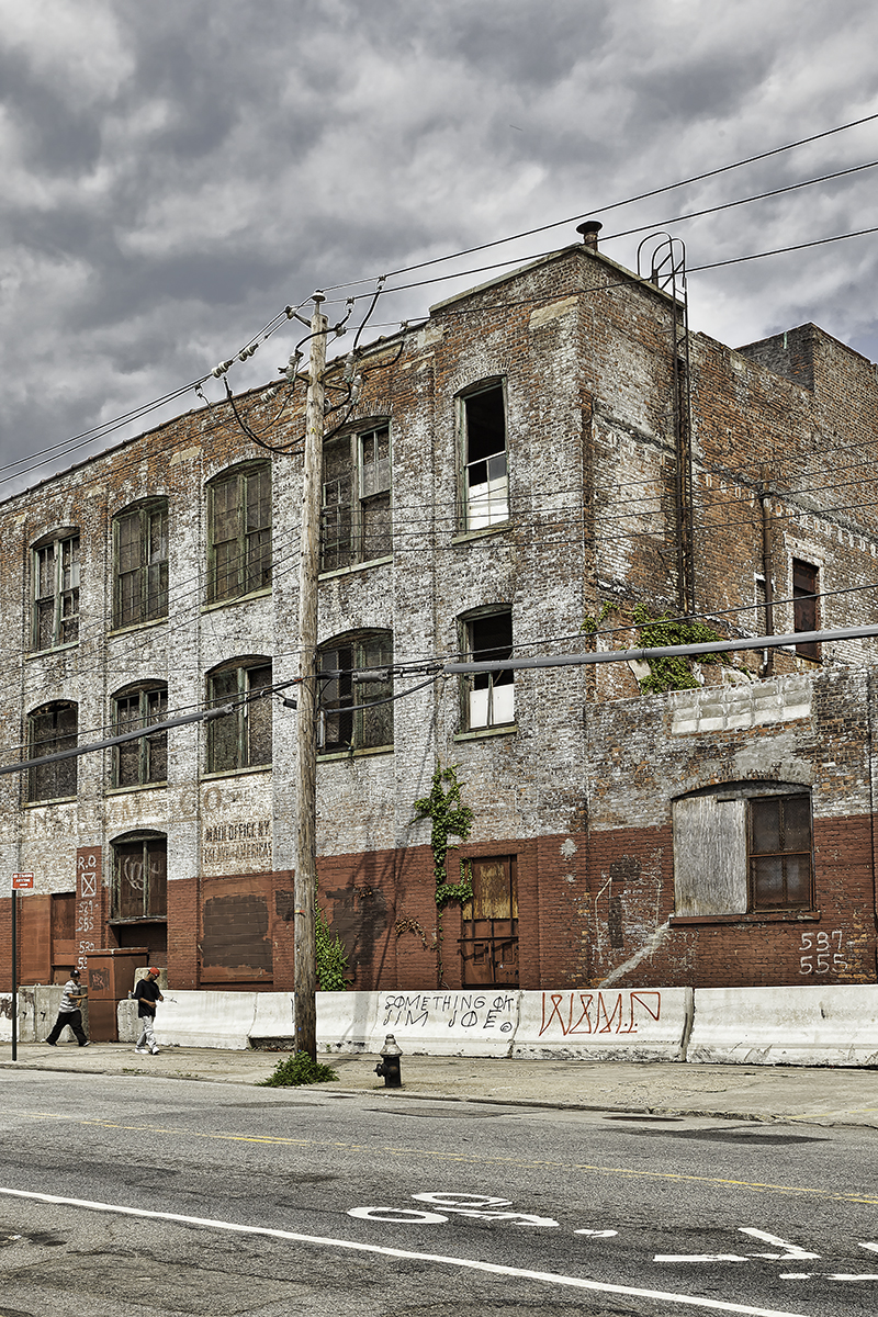 Untitled, Red Hook  , 2011; Archival pigment print; 17 x 11 inches