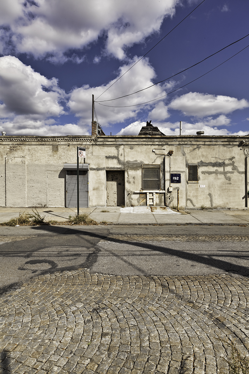 Warehouse, Red Hook  , 2011; Archival pigment print; 17 x 11 inches
