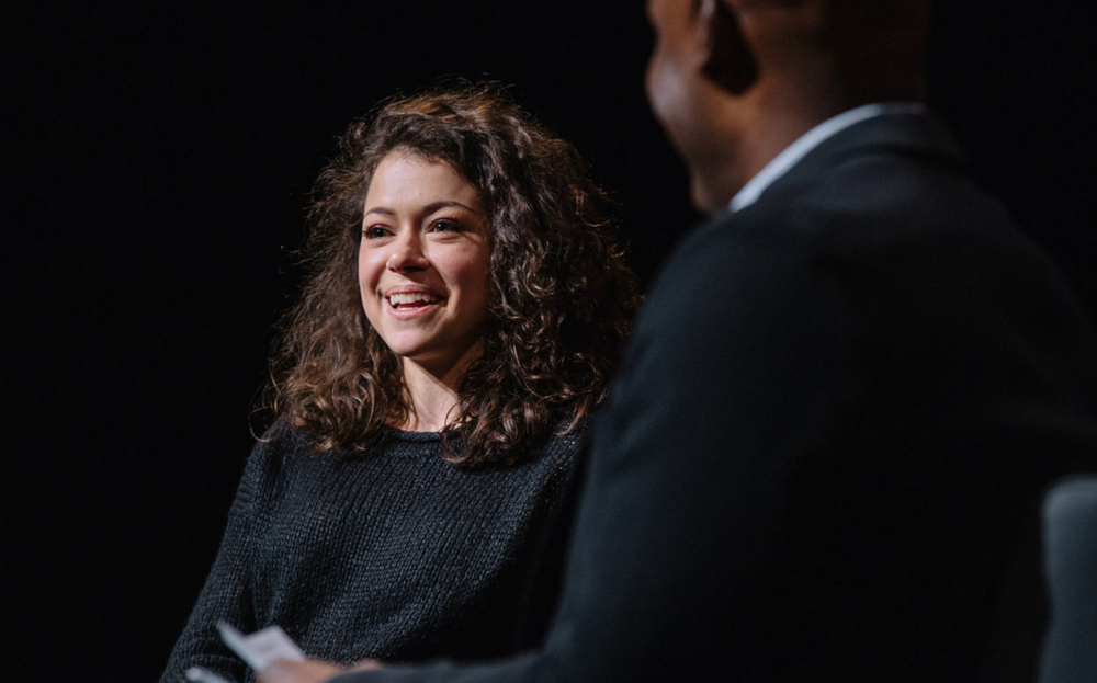 In Conversation With... Tatiana Maslany (Photo: Connie Tsang)