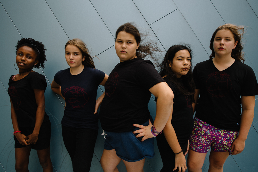 (Photo: Connie Tsang, for Girls Rock Camp)
