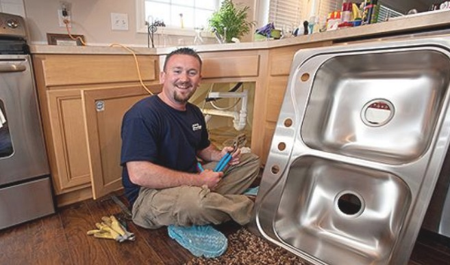 Small business snapshot - Josh McGoff started plumbing company so he could run it his way