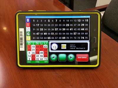 Bingo Handset