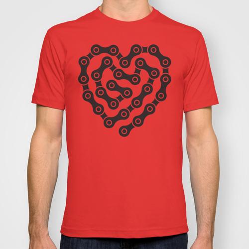 Love My Bike shirt (comes in Men's, Women's, Kid's, and Baby sizes. $22