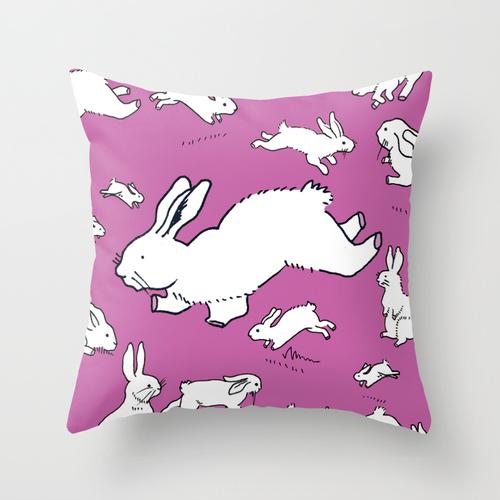Good Luck Pillow — $20