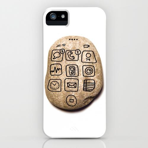 Luddite Phone Case, $35.00