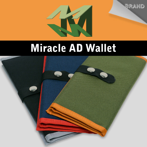 Miracle AD Wallet - Brand + Photography