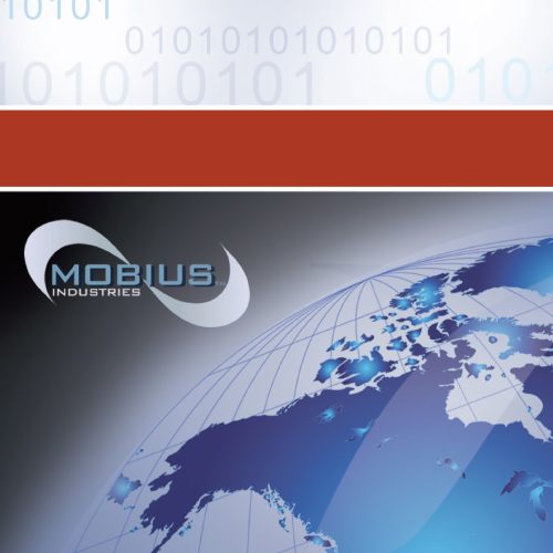 PROJECT: Proposal  ROLE: Freelance Digital Designer  CHALLENGE:  Convince potential client to use Mobius services.